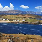 Doagh. Rosguill  Peninsula. Co.  Donegal. Ireland by EUNAN SWEENEY