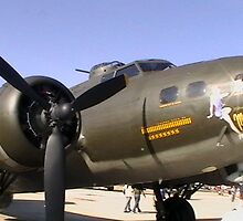 The Lady Called Memphis Belle by Pointeman1