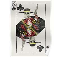 King of Clubs Poster