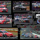 Bathurst 1000 - Lowndes &amp; Whincup by clydeessex