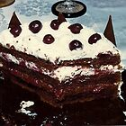 Black Forest Cake by Ilan Cohen
