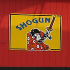Shogun, South of the Border by Lesley Rosenberg