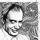 The Intricacies of Ink - Aldous Huxley by Tristan Bristow