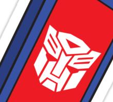 Optimus Prime USB Sticker
