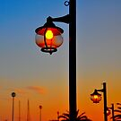 Street Lamps by Denis Molodkin
