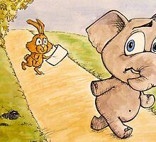 Run Eli! by Amber Witt