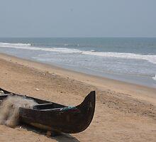 The ocean beckons by vesa50