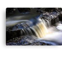 """Little Falls"" Canvas Print"