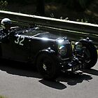 Aston Martin Continental 1932 showing its metal by MarcW