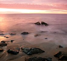 Dawn at Lamberts Beach by AnnieD