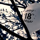 18 Birthday Card by redcow