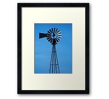 Hurt is on the pleasure wheel..but you can't hurt if you can't feel..time to burn Framed Print