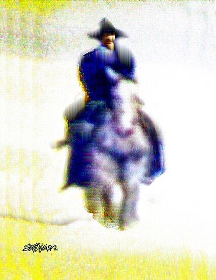 Mirage Rider by Seth  Weaver