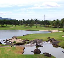 Mt. Malarayat Golf Course by walterericsy