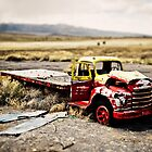 Miniature Truck by Sam Scholes