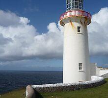 Arranmore lighthouse by Esther  Moliné