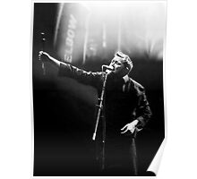 Elbow's Guy Garvey Poster