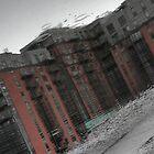 Leeds Ripple Reflection by Dannyshack