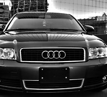 Audi A4 by Brandon Brinley