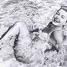 Esther Williams by Martin Lynch-Smith