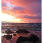 Universal Edition: A Greenmount Beach Sunset by Brad Smith