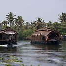 Kerala Houseboats by vesa50
