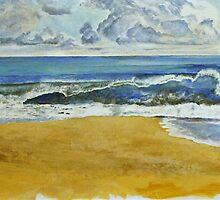 Thai Beach by Rainer Jacob