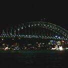 Sydney Harbour Bridge by Michael John