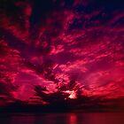 Bali · Sunset by Rainer Jacob