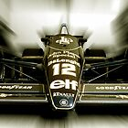 Ayrton Senna&#x27;s - Lotus F1 by Tom Clancy