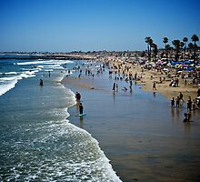 Newport Beach by Rick Champlin
