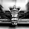 Ayrton Senna's - Lotus F1 (Black & White) by Tom Clancy