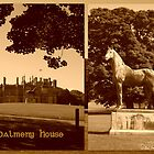 Dalmeny House &amp; King Tom by The Creative Minds