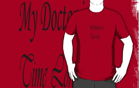 My Doctor is a Timelord by Thowell3