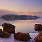 Loch Erne  by Liz Scott