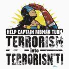 TERRORISN'T by Captain RibMan