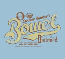 Bowel Ointment - Captain RibMan's Solution for Everything! by Captain RibMan