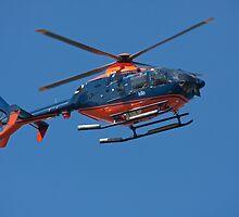 Irish Helicopters EI-ILS EUROCOPTER EC135T2 by Jon Lees