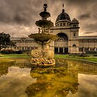 Victorian Majesty , Melbourne -Royal Exhibition Building &amp; Carlton Gardens - The HDR Experience by Philip Johnson