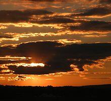 Sunsetting............. by TREVOR34