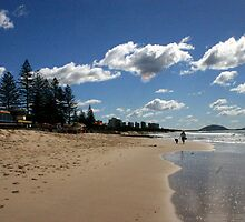 Alexandra Headlands, Sunshine Coast by sarahexelby