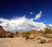 Arizona Clouds by James Eddy