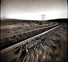 Westbound Mainline by Melissa Drummond