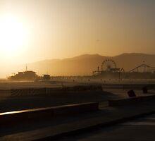 Dear Santa Monica, by 17thletter