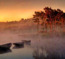 Knapps Sunrise by David Mould