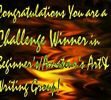Challenge Winner Banner by Tiffany Rach
