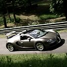 Bugatti Veyron by Tom Clancy