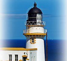 Tod Head Light House, Scotland by Aj Finan