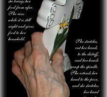 Hands of Wisdom  by vigor