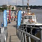 Gangway To Derry Quay - Ireland by mikequigley